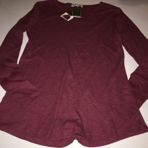 Orvis waffle knit thermal long sleeve NWT